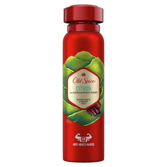 Old Spice Citron Antiperspirant And Deodorant Spray 150 Ml