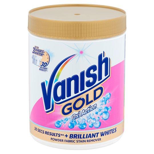 Vanish Gold Oxi Action fehérítő & folteltávolító por 940 g