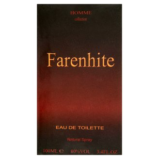 Homme Collection Farenhite EDT Spray for Men 100 ml