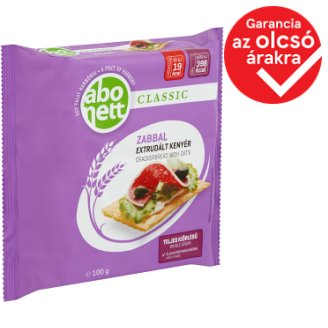 Abonett Oat Extruded Crackerbread 100 g