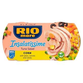 Rio Mare Insalatissime Tuna Salad with Corn 2 x 160 g