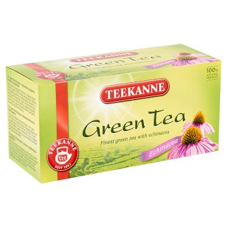 Teekanne Green Tea with Echinacea, Spices and Fruits 20 Tea Bags 35 g