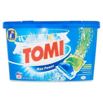 Tomi White Caps Liquid Washing Capsules 15 Washes