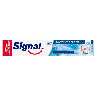 Signal Family Care Cavity Protection Toothpaste 125 ml