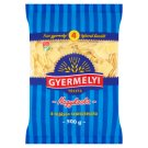 Gyermelyi Large Squares Dry Pasta with 4 Eggs 500 g