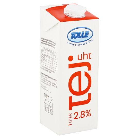 Tolle UHT félzsíros tej 2,8% 1 l