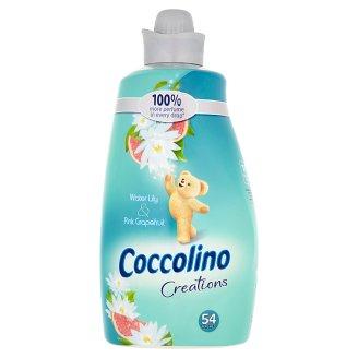 Coccolino Creations water lily & pink grapefruit zöld öblítő 1,9 l