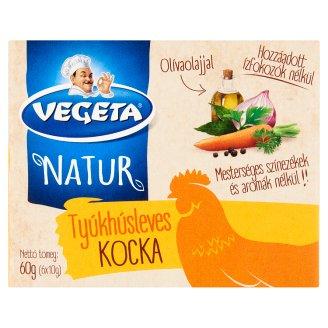 Vegeta Natur tyúkhúsleves-kocka 6 x 10 g