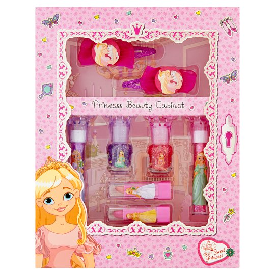 Princess Beauty Cabinet smink szett