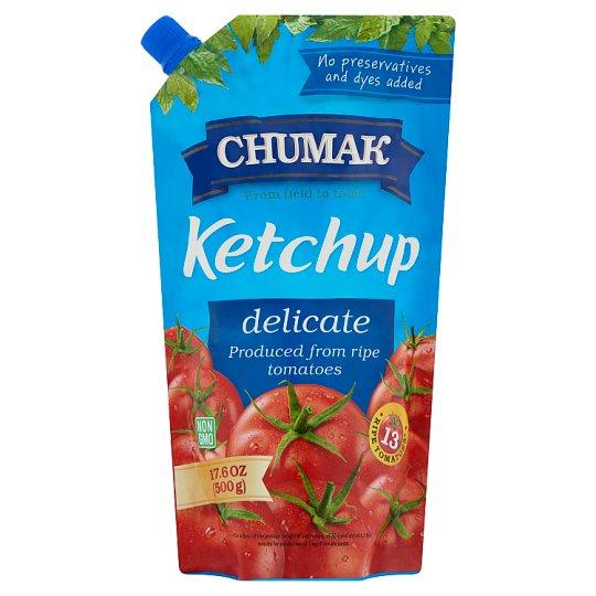Chumak delikátesz ketchup 500 g