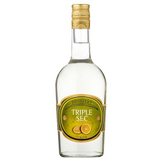 Triple Sec Liqueur 35% 0,5 l