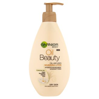 Garnier Body Oil Beauty Oil-Infused Nourishing Lotion 250 ml