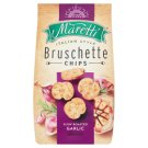 Maretti Bruschette Baked Bread Circles with Roasted Garlic Flavour 70 g
