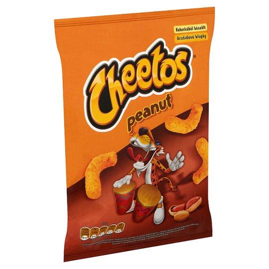 Cheetos Földimogyoró ízű kukoricasnack 43 g