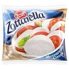 Zott Zottarella Classic zsíros, lágy mozzarella sajt 125 g