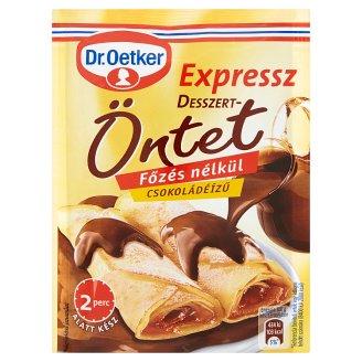 Dr. Oetker Expressz Chocolate Flavoured Dessert Coating 52 g