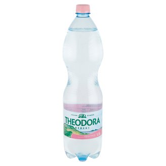 Theodora Kereki Non-Carbonated Natural Mineral Water 1,5 l