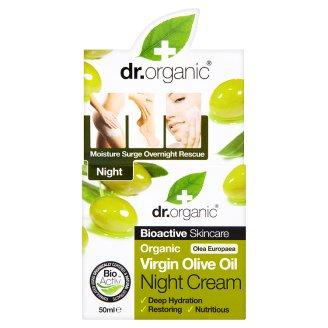 Dr. Organic Bioactive Skincare Night Cream with Organic Virgin Olive Oil 50 ml