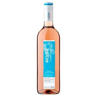 Laposa Rosé Balatoni Pinot Noir száraz rosébor 11% 75 cl