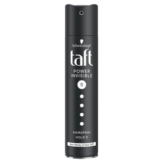 Taft Hairspray Power Invisible 250 ml