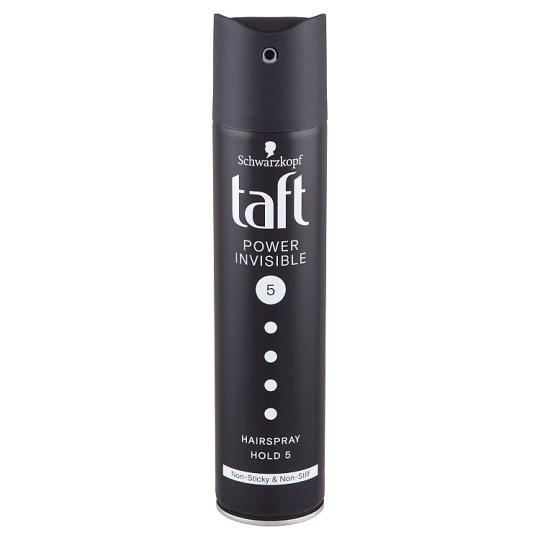 Taft Hairspray Power Invisible 250 ml
