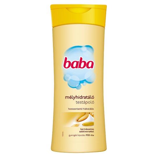 Baba mélyhidratáló testápoló 400 ml