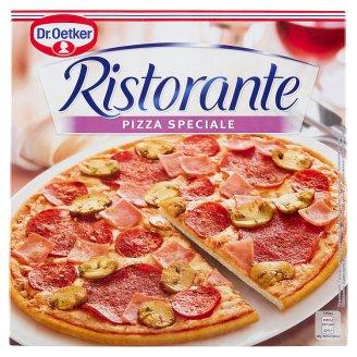 Dr. Oetker Ristorante Pizza Speciale Quick-Frozen Pizza with Salami, Mushroom and Ham 330 g