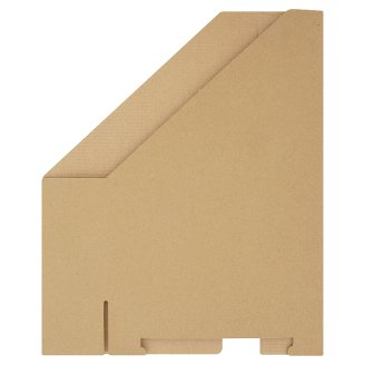 Herlitz Brown Cardboard Folder