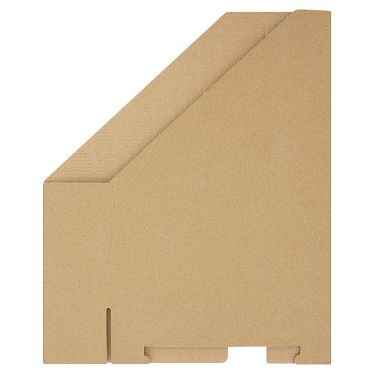 Herlitz Brown Cardboard Folder