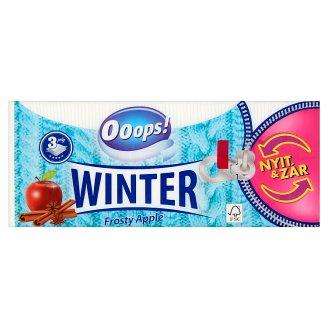 Ooops! Winter Frosty Apple papír zsebkendő 3 rétegű 90 db