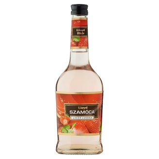 Lloyd Likőr & Vodka Strawberry Liqueur 18% 0,5 l