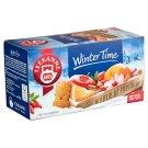Teekanne World Of Fruits Winter Time Cinnamon & Almond Flavoured Fruit Tea Blend 20 Tea Bags 50 g