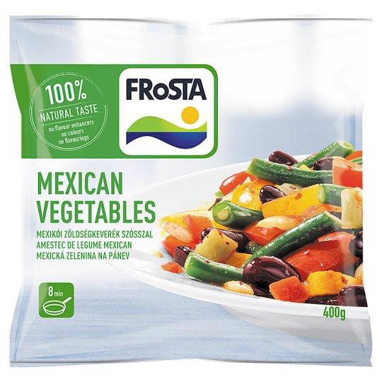 FRoSTA Quick-Frozen Mexican Vegetables 400 g
