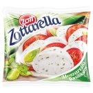 Zott Zottarella zsíros, lágy, bazsalikomos mozzarella sajt 125 g