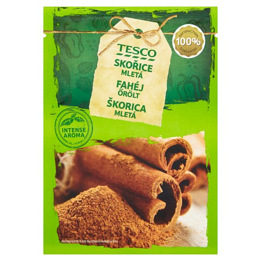 Tesco Ground Cinnamon 15 g