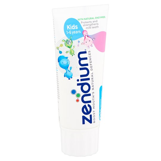 Zendium Toothpaste 1-6 Years 50 ml