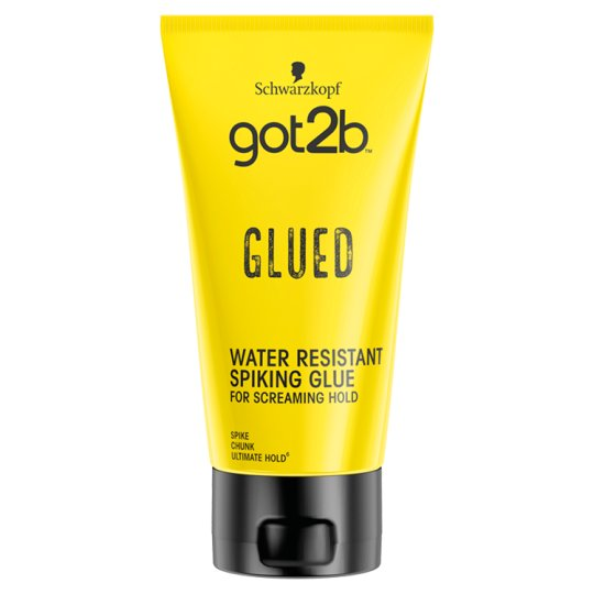 got2b Glued Water Resistant Spiking Glue 150 ml