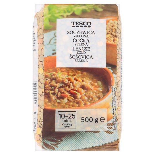 Tesco zöld étkezési lencse 500 g