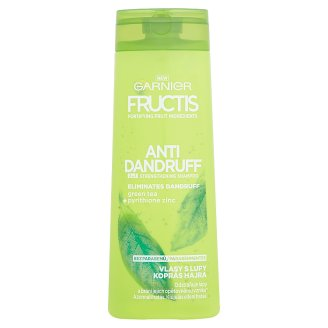 Garnier Fructis Anti-Dandruff 2in1 Strengthening Shampoo for Greasy Hair 400 ml
