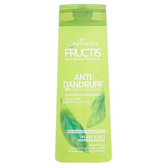 Garnier Fructis Anti-Dandruff 2in1 sampon korpás hajra 400 ml