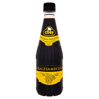 Chef Balsamic Vinegar 6% 0,5 l