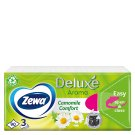 Zewa Deluxe Camomile Comfort Scented Handkerchiefs 3 Ply 90 pcs