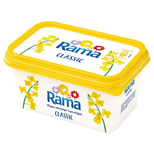 Rama Classic Reduced Fat Content Margarine 500 g