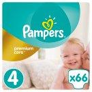 Pampers Premium Care, 4-es Méret (Maxi), 8-14 kg, 66 Darabos Kiszerelés