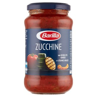 Barilla Courgette & Eggplant, Tomato Sauce with Vegetable 400 g