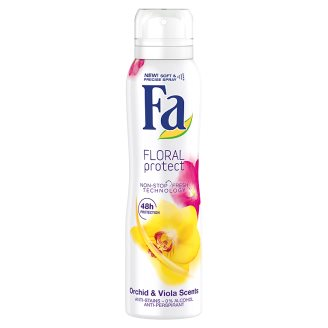 Fa Floral Protect Orchidea & Viola izzadásgátló dezodor 150 ml