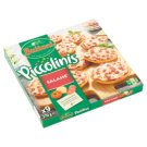 Buitoni Piccolinis Salami Quick-Frozen Mini Pizza 9 pcs 270 g