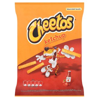 Cheetos Ketchup Flavoured Corn Snack 43 g
