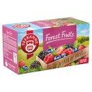 Teekanne World of Fruits Forest Fruits Raspberry and Blackberry Fruit Tea Mix 20 Tea Bags 50 g