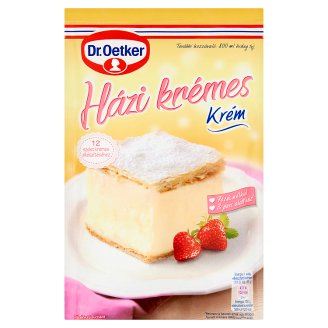 Dr. Oetker Homemade French Pastry Cream Powder 225 g